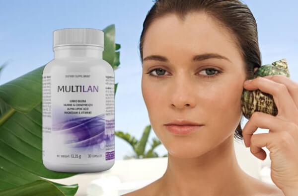 Multilan Active New - mode d'emploi - composition - achat - pas cher